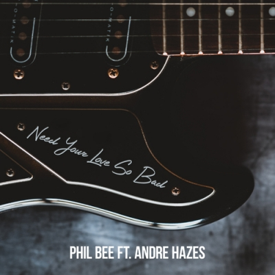 Nieuwe Single Andre Hazes & Phil Bee : Need Your Love So Bad !